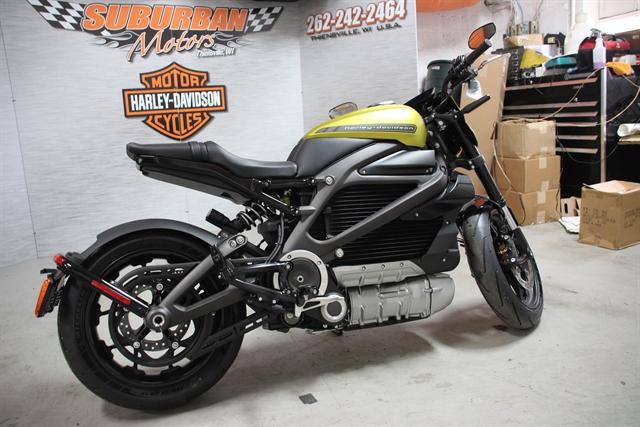 2020 Harley-Davidson Livewire LiveWire at Suburban Motors Harley-Davidson