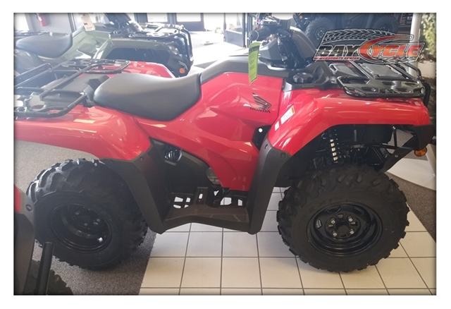 2021 Honda FourTrax Rancher 4X4 at Bay Cycle Sales