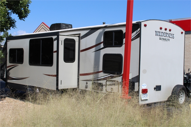 2016 Heartland Wilderness WD 2875BH at Aces Motorcycles - Fort Collins