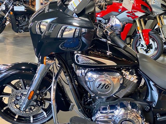 2020 Indian Chieftain Limited at Shreveport Cycles