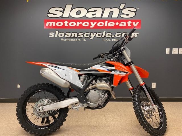 2021 KTM SX 250 F at Sloans Motorcycle ATV, Murfreesboro, TN, 37129