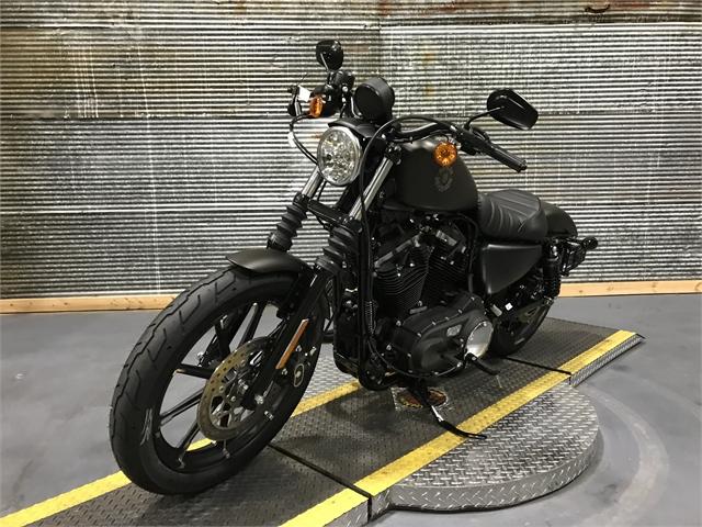 2021 Harley-Davidson Cruiser XL 883N Iron 883 at Texarkana Harley-Davidson