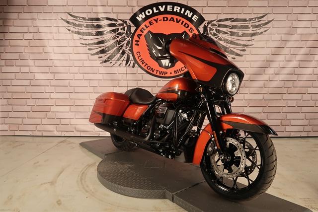 2020 Harley-Davidson Touring Street Glide Special at Wolverine Harley-Davidson