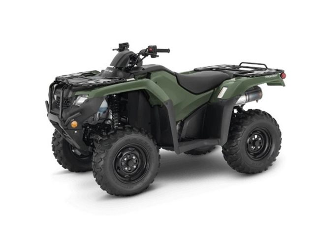 2021 Honda FourTrax Rancher 4x4 Automatic DCT IRS at Friendly Powersports Slidell