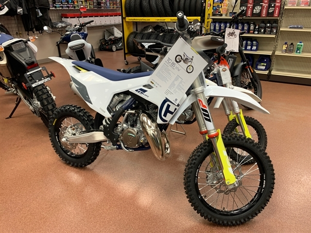 New 2020 Husqvarna TC 85 17/14