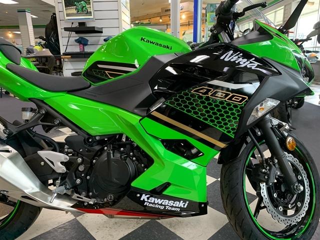 2020 Kawasaki Ninja 400 KRT Edition at Jacksonville Powersports, Jacksonville, FL 32225