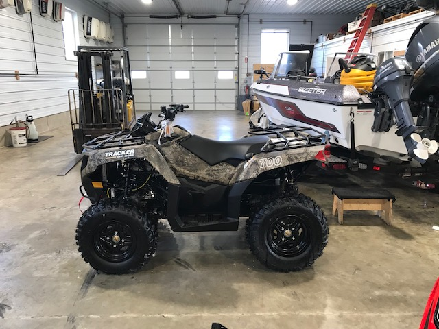 2020 Tracker 700 EPS at Boat Farm, Hinton, IA 51024