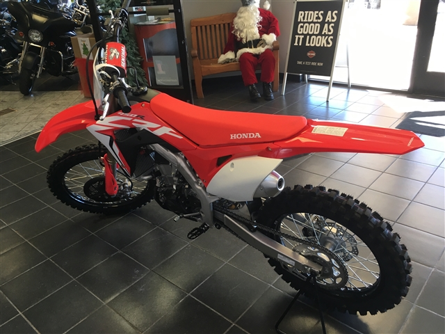 2019 Honda CRF 450R at Champion Motorsports, Roswell, NM 88201