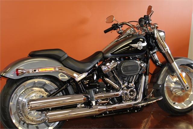 2021 Harley-Davidson Cruiser Fat Boy 114 at Platte River Harley-Davidson
