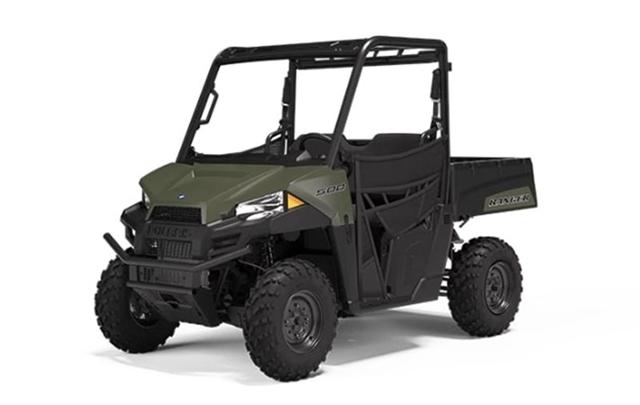 2021 Polaris Ranger Ranger 500 at Santa Fe Motor Sports