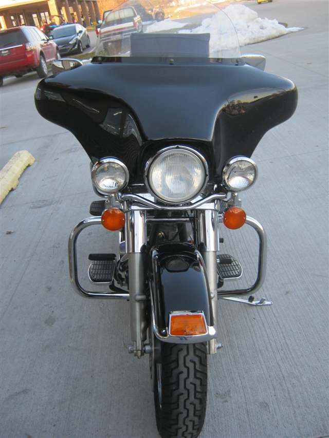 2002 Harley-Davidson FLHT- Electra Glide Std at Brenny's Motorcycle Clinic, Bettendorf, IA 52722