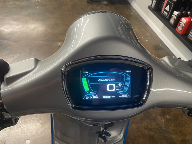 2020 Vespa Elettrica 4 KW 30 MPH at Powersports St. Augustine