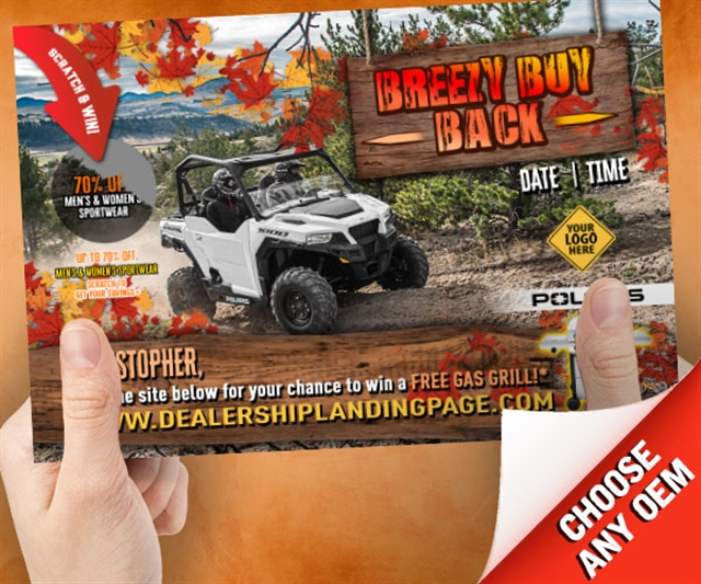 Breezy Buy Back Powersports at PSM Marketing - Peachtree City, GA 30269