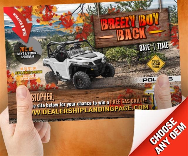 Breezy Buy Back Powersports at PSM Marketing - Peachtree City, GA 30269