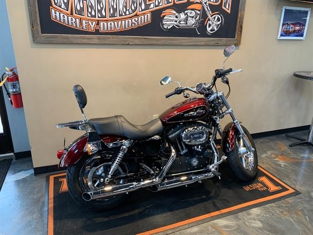 2014 Harley-Davidson Sportster 1200 Custom at Vandervest Harley-Davidson, Green Bay, WI 54303