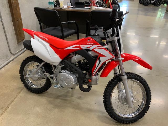 2021 Honda CRF 110F at Got Gear Motorsports