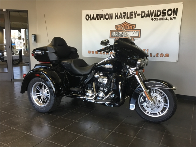 2021 Harley-Davidson Trike FLHTCUTG Tri Glide Ultra at Champion Harley-Davidson