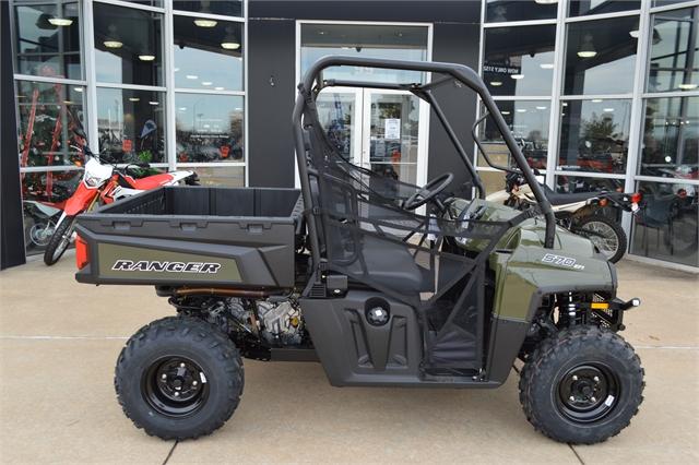 2021 Polaris Ranger Ranger 570 Full-Size at Shawnee Honda Polaris Kawasaki