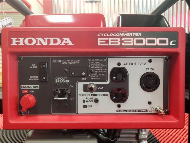 2020 HONDA EB3000CK2A at Eastside Honda