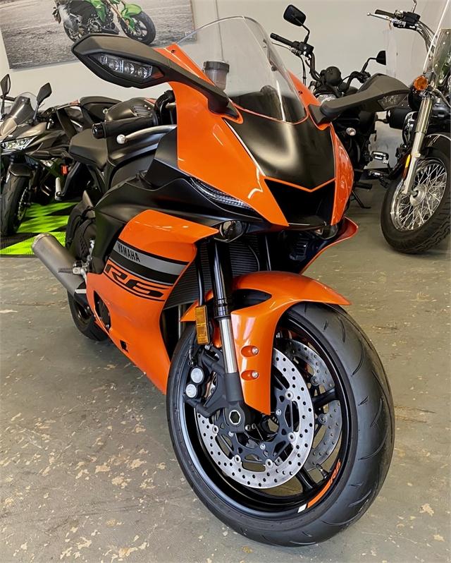 2020 Yamaha YZF R6 at Shreveport Cycles