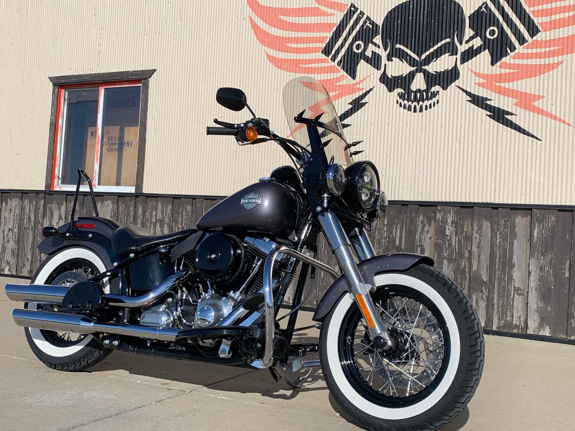 2015 Harley-Davidson Softail Slim at Loess Hills Harley-Davidson