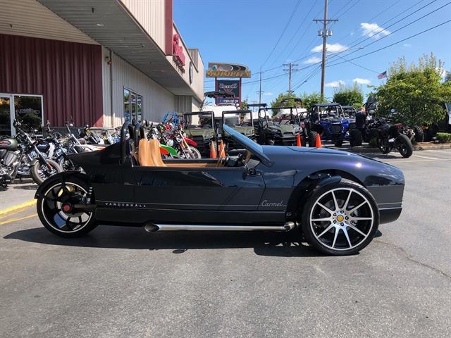 2020 Vanderhall CARMEL at Lynnwood Motoplex, Lynnwood, WA 98037