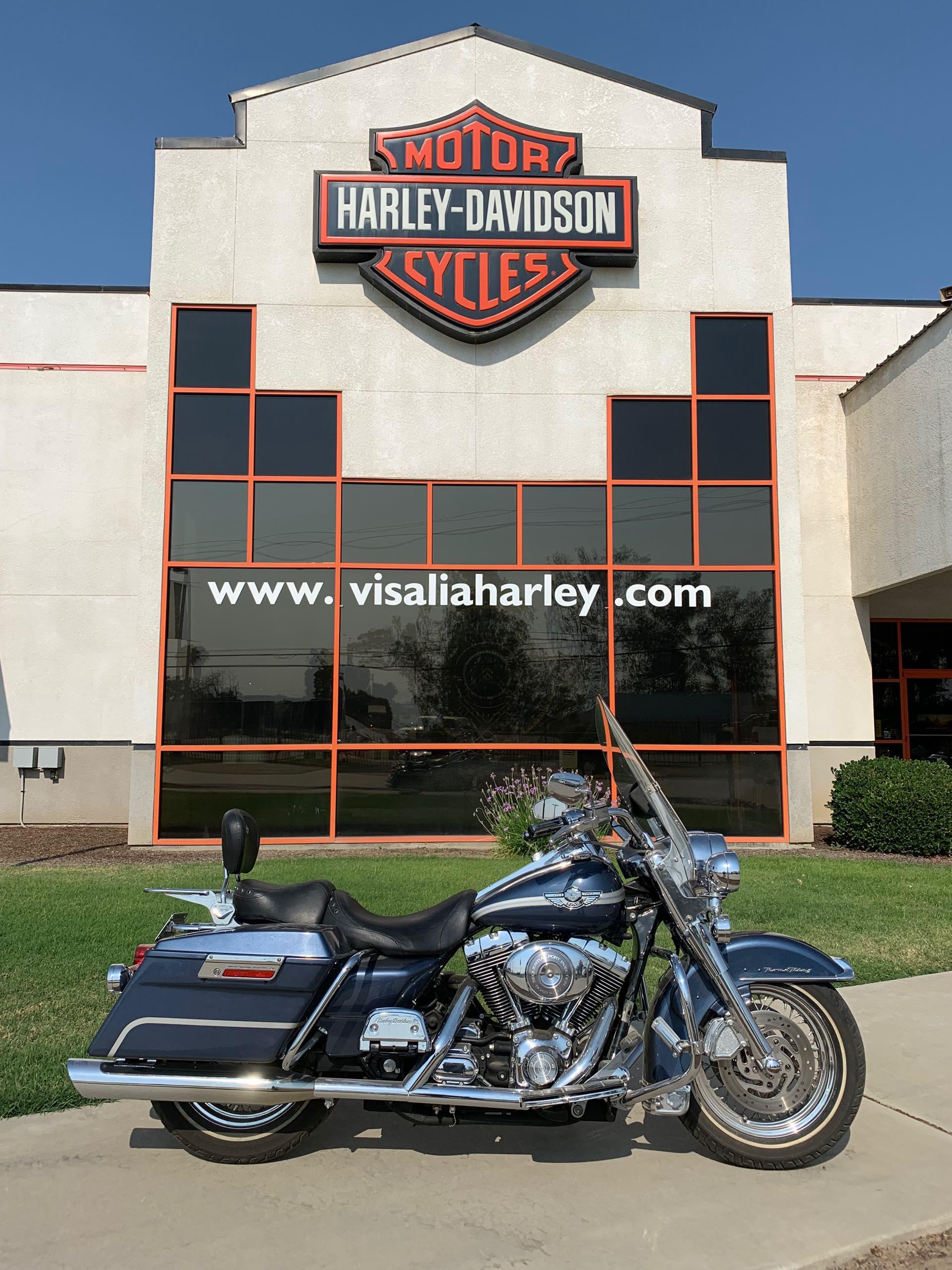 2003 Harley-Davidson FLHR-I at Visalia Harley-Davidson