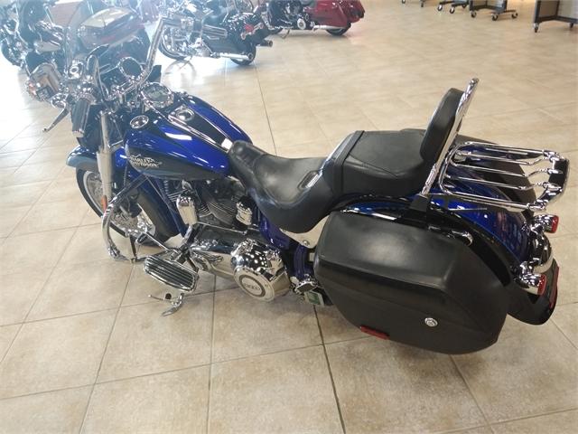 2011 Harley-Davidson Softail CVO Softail Convertible at M & S Harley-Davidson