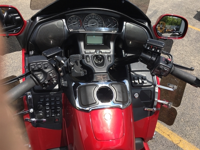 2013 Honda Gold Wing Audio Comfort at Randy's Cycle, Marengo, IL 60152