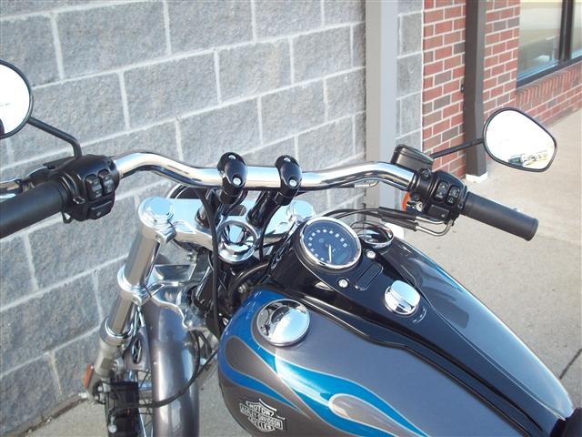 2014 Harley-Davidson Dyna Wide Glide at Indianapolis Southside Harley-Davidson®, Indianapolis, IN 46237