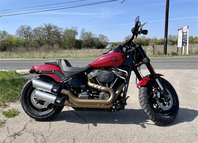 2021 Harley-Davidson Cruiser FXFBS Fat Bob 114 at Javelina Harley-Davidson