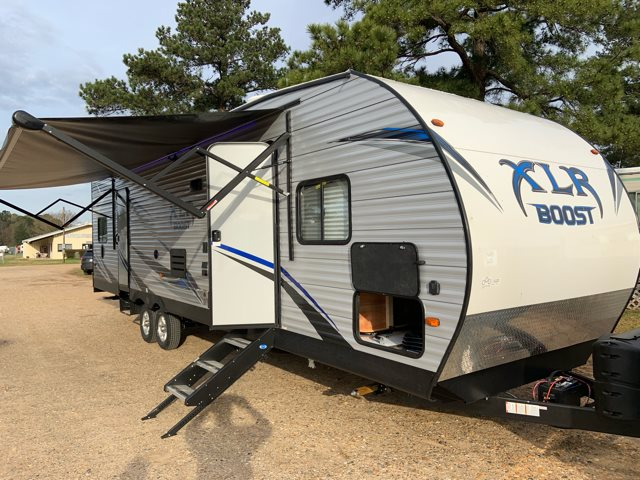 2019 Forest River XLR Boost 29QBS Toy Hauler at Campers RV Center, Shreveport, LA 71129