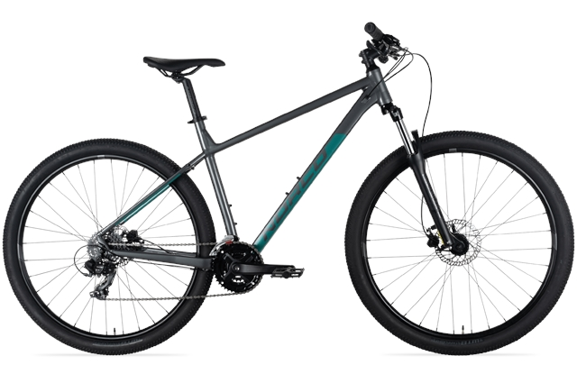 2021 Norco Bike Storm 4 - (2) Med 29er and (1) Large 29er - Gray-Green at Full Circle Cyclery