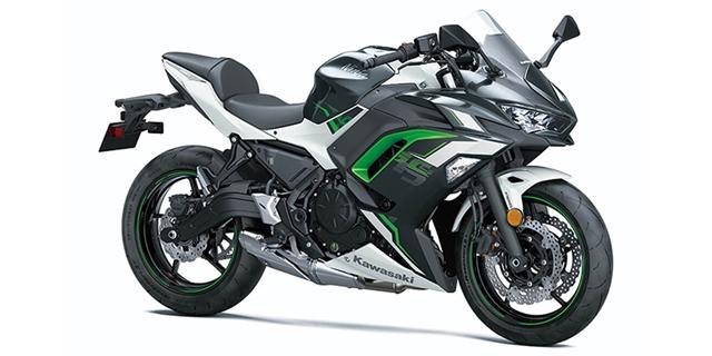 2022 Kawasaki Ninja 650 ABS at Friendly Powersports Slidell
