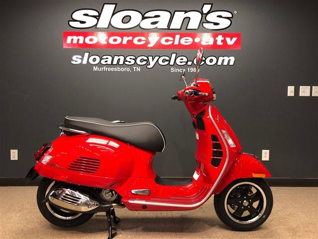 2020 Vespa GTS SUPER SPORT 300 HPE GTS SUPER SPORT 300 HPE at Sloans Motorcycle ATV, Murfreesboro, TN, 37129