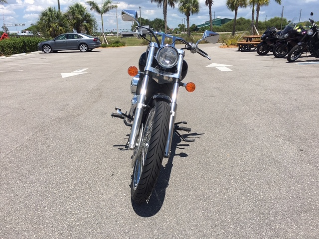 2013 Honda Shadow Spirit 750 C2 at Fort Lauderdale