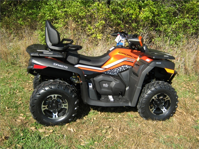 2021 CFMOTO CFORCE 600 Touring at Brenny's Motorcycle Clinic, Bettendorf, IA 52722