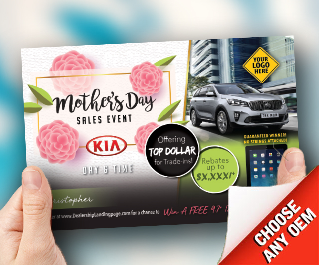 Mother's Day Automotive at PSM Marketing - Peachtree City, GA 30269