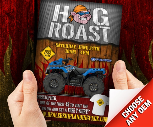 2018 ANYTIME Hog Roast Powersports at PSM Marketing - Peachtree City, GA 30269