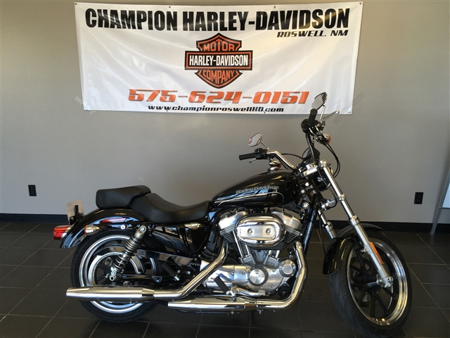2017 Harley-Davidson Sportster SuperLow at Champion Harley-Davidson®, Roswell, NM 88201