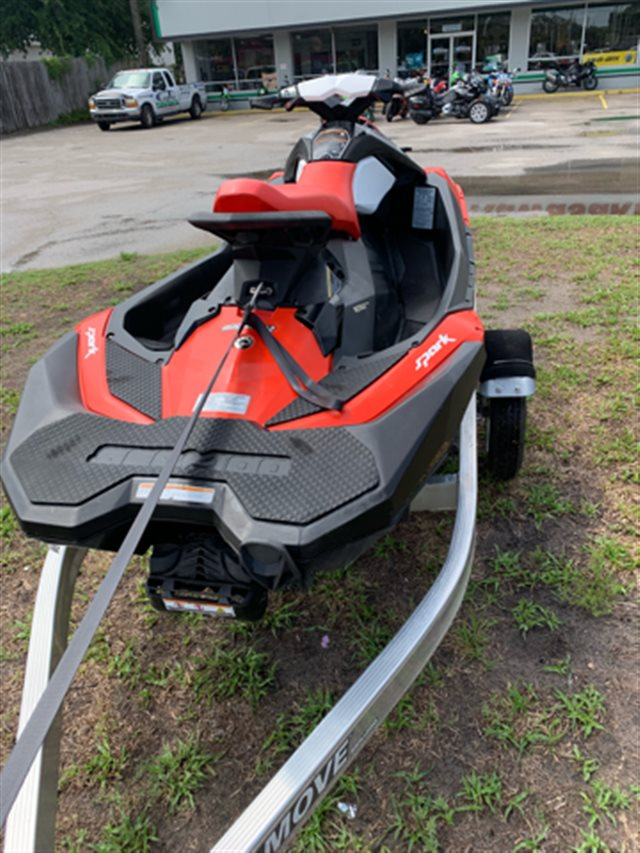2016 Sea-Doo Spark 3 Up Rotax® 900 H.O. ACE™ at Jacksonville Powersports, Jacksonville, FL 32225