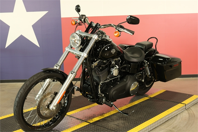 2016 Harley-Davidson Dyna Wide Glide at Texas Harley