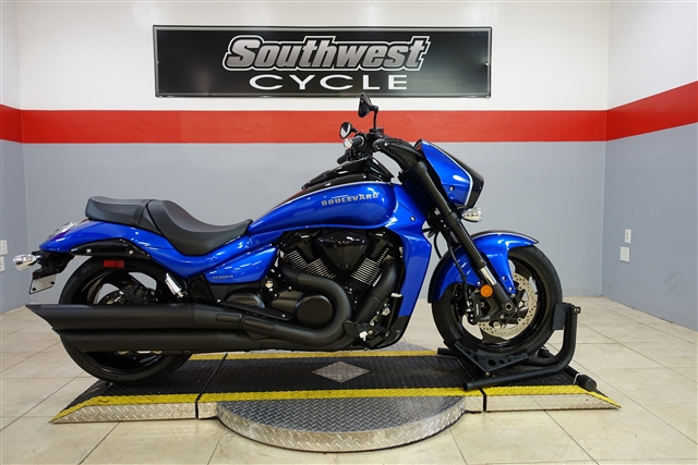 2016 Suzuki Boulevard M109R BOSS at Southwest Cycle, Cape Coral, FL 33909