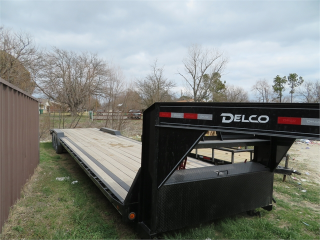 2021 DELCO 40FT DELCO GOOSENECK at Bill's Outdoor Supply
