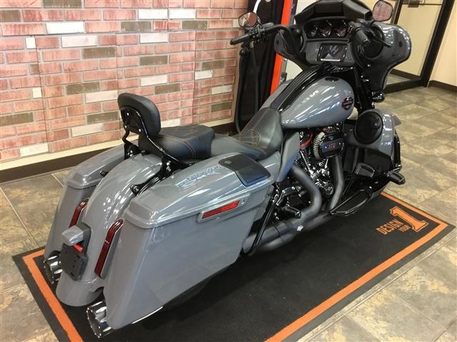 2018 Harley-Davidson Street Glide CVO Street Glide at Bud's Harley-Davidson
