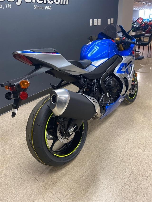 2021 Suzuki GSX-R 1000R 100th Anniversary Edition at Sloans Motorcycle ATV, Murfreesboro, TN, 37129