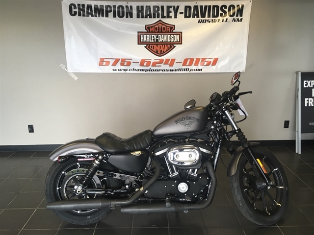 2016 Harley-Davidson Sportster Iron 883 at Champion Harley-Davidson
