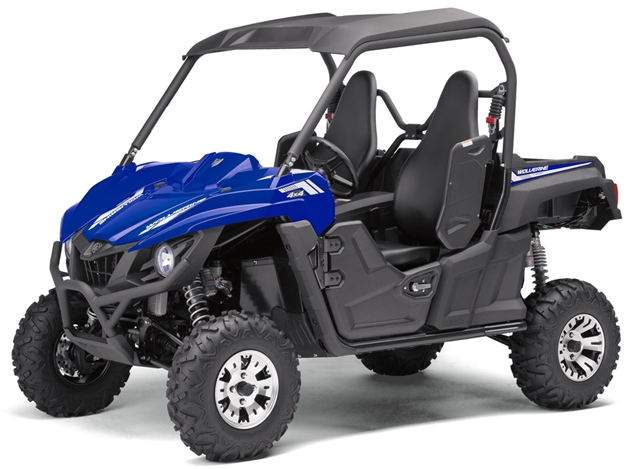 2018 Yamaha Wolverine R-Spec EPS at Waukon Power Sports, Waukon, IA 52172