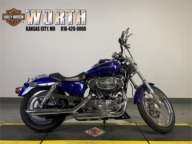 2006 Harley-Davidson Sportster 1200 Custom at Worth Harley-Davidson