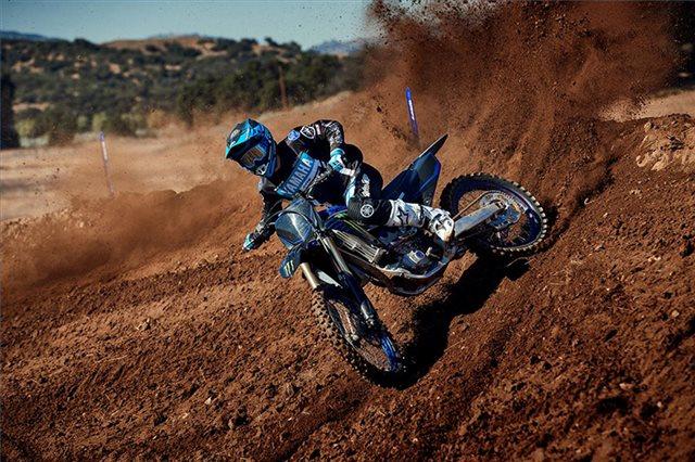 2021 Yamaha YZ 250F Monster Energy Yamaha Racing Edition at ATVs and More
